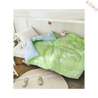 被芯加厚学生宿舍单人床被子秋冬季全棉保暖棉被寝室男女孩太空被