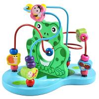 婴儿玩具0-1岁 新生儿拨浪鼓3-6-12个月宝宝男孩女孩玩具摇铃