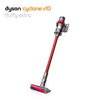 戴森(Dyson) 吸尘器V10 Fluffy Extra手持吸尘器家用除螨无线宠物家庭适用