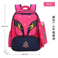 韩版小学生贵族儿童书包1-3-4-6年级8减负护脊男女生6-12岁双肩包