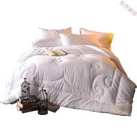 全棉加厚棉花被冬天被子冬被棉被单双人学生被子冬季被芯 8斤棉花被