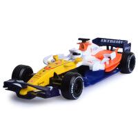 彩珀铁车1:24仿真F1方程式赛车雷诺车队儿童合金模型玩具车