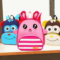 幼儿园书包小宝宝1-3-5岁可爱卡通男女童迷你防走失儿童双肩背包