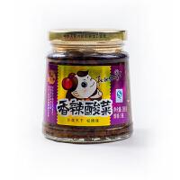 松牌 香辣酸菜 286g/罐 酸菜牛肉面骨头汤调味料火锅底料