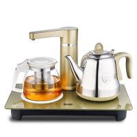 煮茶器自动上水电热水壶套装304玻璃保温泡茶烧水壶