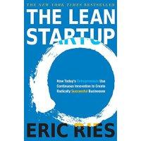 【现货】英文原版 精益创业:新创企业的成长思维 The Lean Startup 李开复推荐 Facebook的创业-