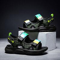 【品牌钜惠:55】贵人鸟儿童男童凉鞋小童帅气2020新款夏季夏天运动中大童小童童鞋