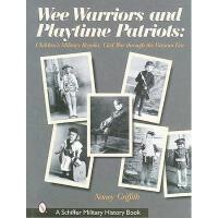 【预订】Wee Warriors and Playtime Patriots: Childrens Military