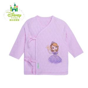迪士尼Disney婴儿保暖上衣宝宝绑带加厚上衣新生儿衣服154S675