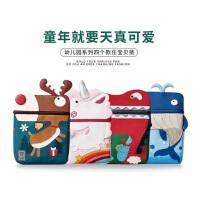 韩国杯具熊幼儿园儿童书包男女3-6-9岁学生减负护脊双肩包1-3年级男孩女孩