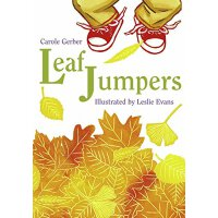 英文原版 Leaf Jumpers
