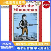 #Sam the Minuteman (I Can Read) 汪培�E第四阶段 [4-8岁]