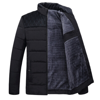 爸爸冬装外套加绒加厚中年男士棉衣40中老年冬季50岁保暖棉袄 发货周期:一般在付款后2-90天左右发货,具体发货时间请以与客服协商的时间为准