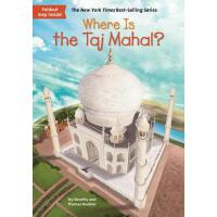 【现货】英文原版 Where Is the Taj Mahal? 泰姬陵在哪?who was/is认知系列 中小学生读