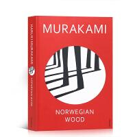 【全店300减100】挪威的森林 英文原版Norwegian Wood Haruki Murakami 村上春树长篇爱情