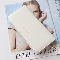 小清新日韩学生韩版新款女式手拿包长款女士钱包拉链包零钱包