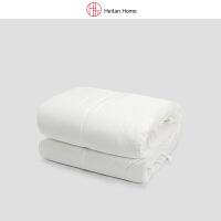 海澜优选白鸭绒被芯保暖羽绒被加厚保暖冬被200*230cm