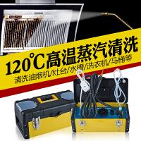 高温高压蒸汽清洗机吸抽油烟机清洗家用商用洗车空调多功能清洁机