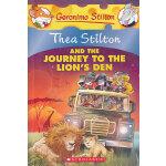 Thea Stilton #17: Thea Stilton And The Journey To The Lion'