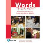 【预订】Words Their Way: Word Sorts for Letter Name - Alphabeti