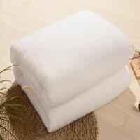 ???10斤棉花被子长绒棉手工纯棉被芯垫被加厚冬被 10斤 暖冬