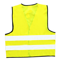 3M 反光背心 反光马甲 安全反光防护服 建筑施工安全服 可印字logo 10004 M
