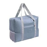 旅行手提包便携短途拉杆包大容量行李包女防水可折叠单肩包旅游袋 大