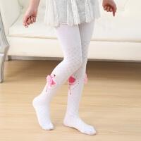 女童连裤袜春秋薄款儿童打底袜中厚芭蕾公主