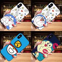 苹果x手机壳哆啦A梦iphone6s软套5se软苹果8plus硅胶可爱7卡通女 iphone7 请留言编号