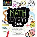 英文原版 STEM初学者:孩子的数学活动书 STEM Starters for Kids Math Activity