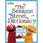 【预订】The Sesame Street Dictionary (Sesame Street) Over 1,300