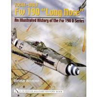 """【预订】Focke-Wulf FW 190 """"Long Nose"""": An Illustrated History o"""