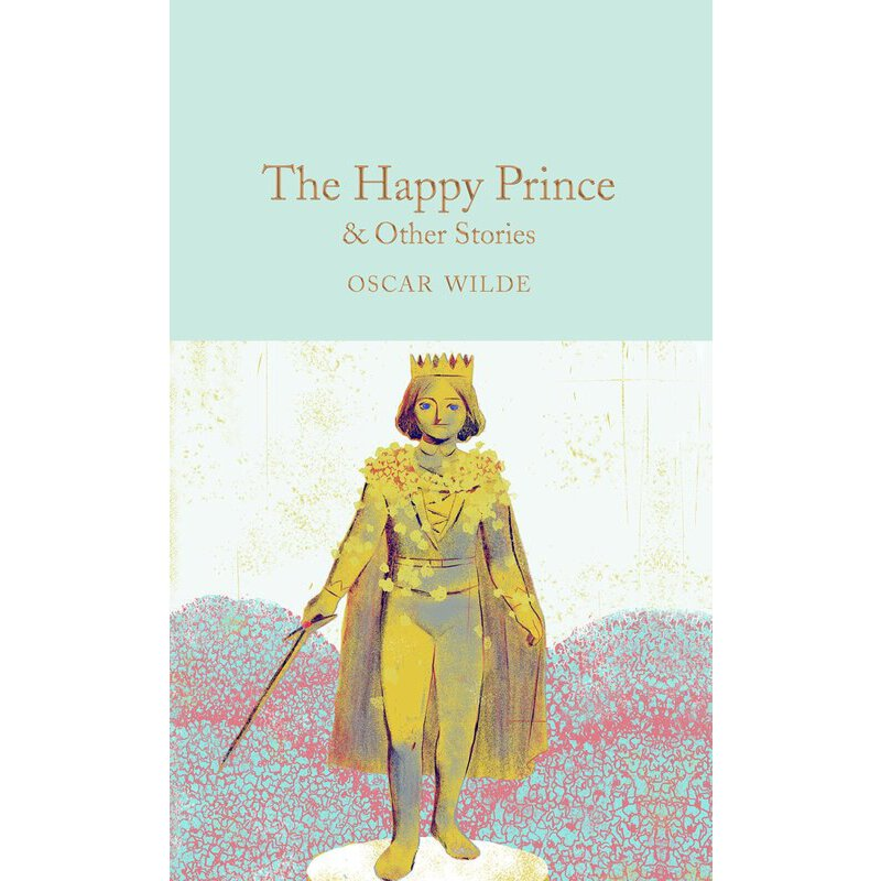 Collectors Library系列:快乐王子 英文原版 The Happy Prince and Other Stories