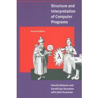 【现货】英文原版 计算机程序的构造和解释 Structure and Interpretation of Compute