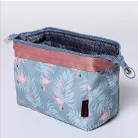 韩国创意多功能立体大容量旅行杂物收纳包袋女式手拿便携化妆包
