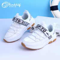乖乖狗童鞋2018新款网面透气鞋男童软底休闲鞋女童运动鞋
