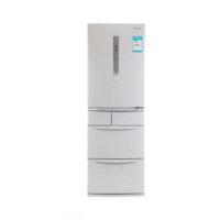 松下(Panasonic)NR-E435TX-N5 335升风冷无霜 变频节能 电脑温控多门冰箱