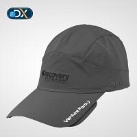【21日秒杀价:56】Discovery户外春夏男女休闲旅游日常速干帽子UPF40+EELG81176