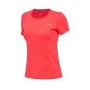李宁女款短袖T恤夏季女士舒适透气短袖训练服运动上衣ATSM132