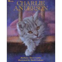 Charlie Anderson 查理・安德森 (国际阅读协会/美国童书理事会儿童图书)ISBN 9780689801