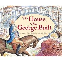 英文原版 The House That George Built
