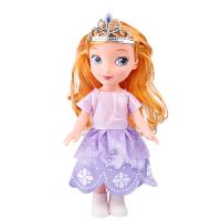 Disney小公主亚礼盒装洋娃娃女孩儿童玩具 公主身高29C