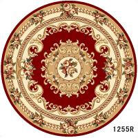 欧式客厅圆形地毯 沙发茶几餐厅圆餐桌地垫书房家用卧室床边地毯/