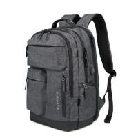 15.6寸电脑包双肩包男士多功能时尚潮流旅行背包大容量学生书包男
