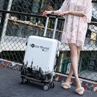 铝框登机箱行李箱女拉杆箱万向轮20学生22箱子拉箱潮24寸男旅行箱