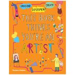 This Book Thinks You're an Artist 这本书认为你是艺术家