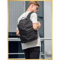 17运动简约大学生时尚潮流旅行书包背包男双肩包休闲15.6寸电脑包