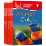 翠鸟分级读物系列L1 英文原版绘本 Kingfisher Readers L1 14册 儿童STEM课外教辅读物 小学