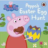 粉红猪小妹:复活节彩蛋 英文原版童书 Peppa Pig: Peppa's Easter Egg Hunt 小猪佩琪