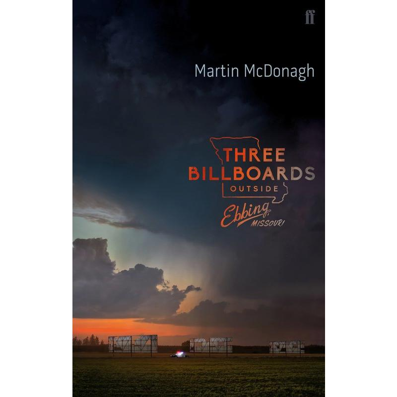现货 三块广告牌 英文原版 Three Billboards Outside Ebbing Missouri 电影剧本小说 奥斯卡提名七项大奖 广告牌杀人事件 进口书